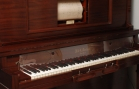 JC Fisher upright 88 note player piano