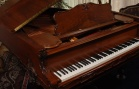 Mason Hamlin player grand piano